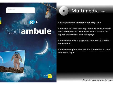 Clin d'oeil 8.2e poster