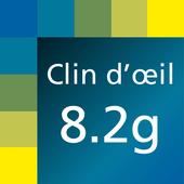 Clin d'oeil 8.2g icon