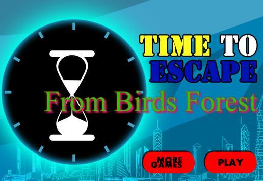 BirdsForestEscape poster