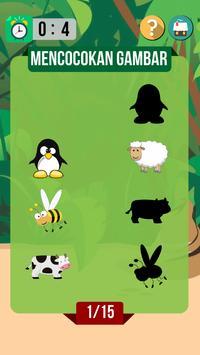 Super Sticker Book - Hewan screenshot 4
