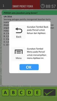 Smart Pocket Fisika screenshot 1