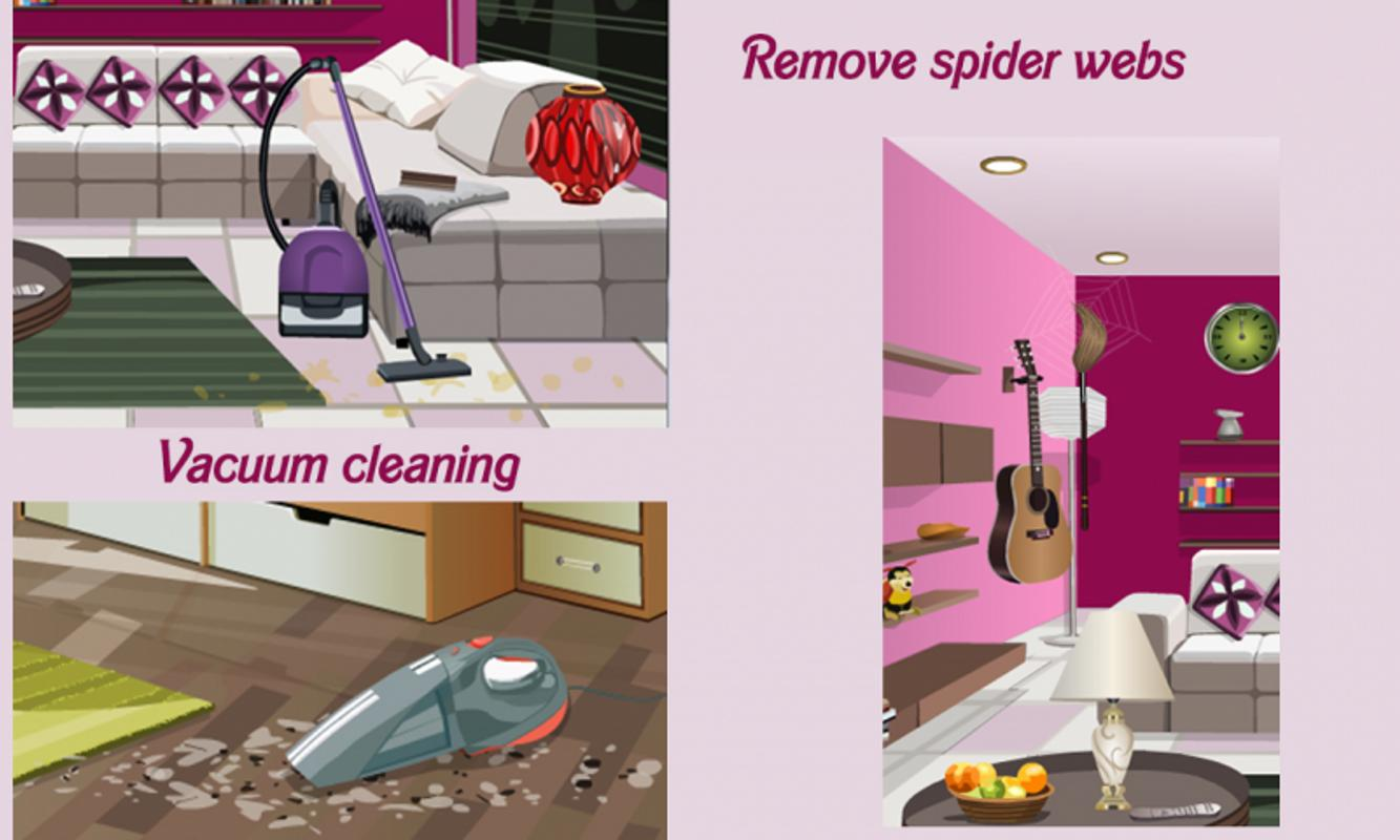 Big House Clean Up Decoration Apk Download Free Casual Game For Android