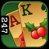 Christmas Blackjack icon