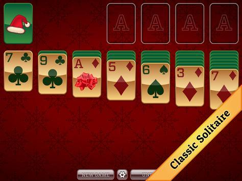 Christmas Solitaire screenshot 11