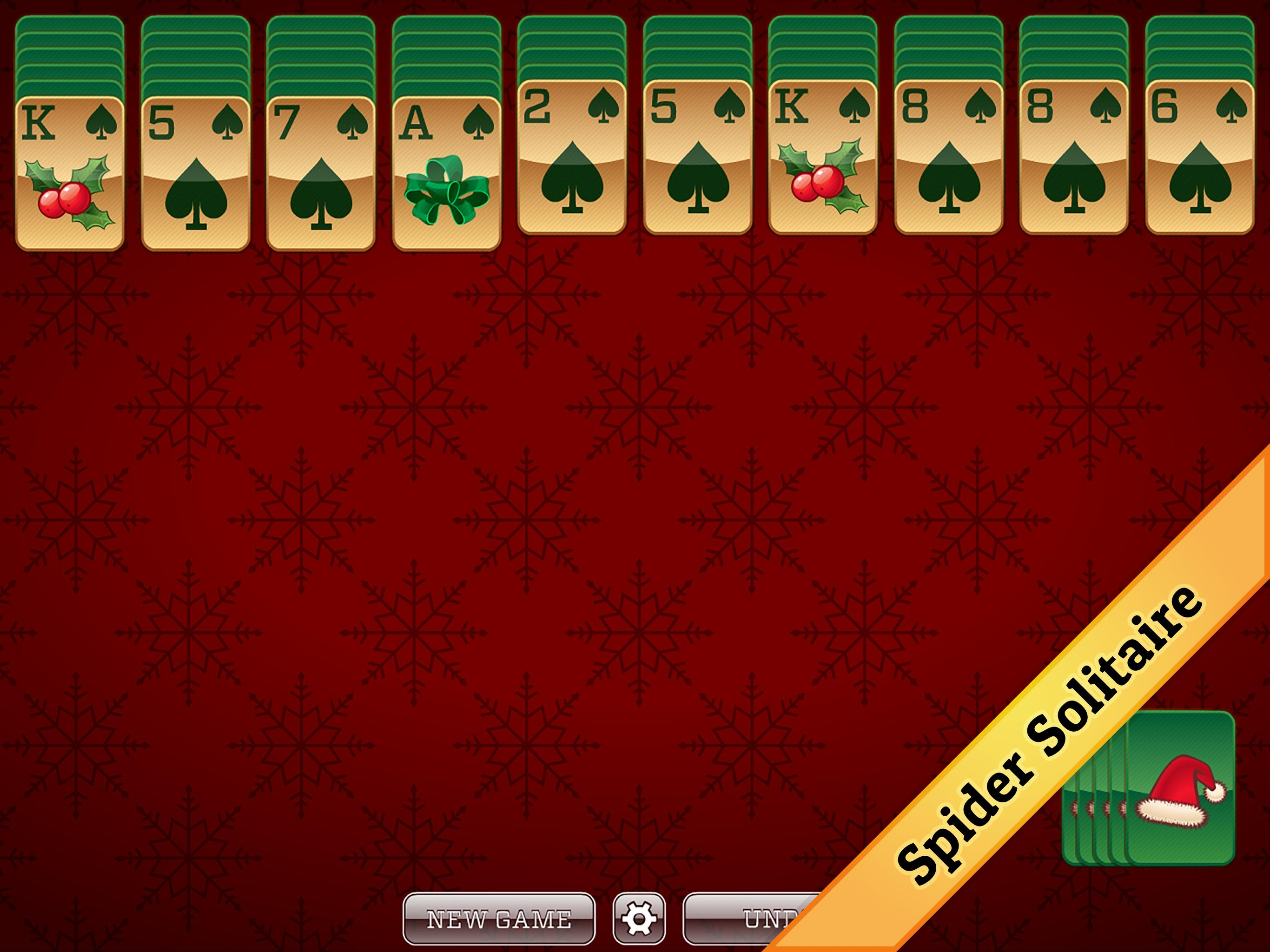 Christmas Solitaire Freecell.Christmas Solitaire For Android Apk Download