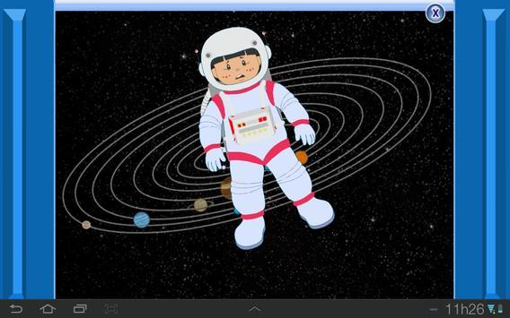 Conhecendo o sistema solar apk screenshot
