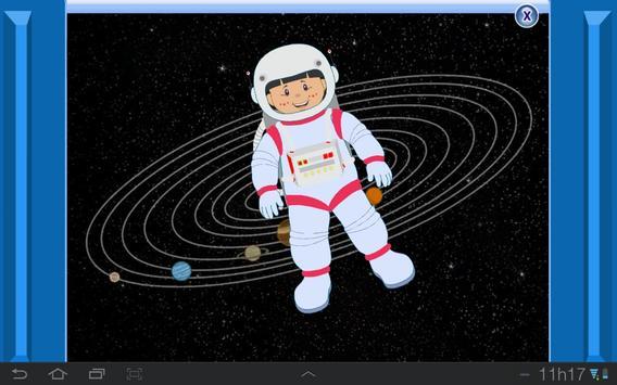 Conhecendo o sistema solar poster