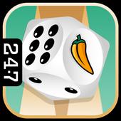 Cinco de Mayo Backgammon icon