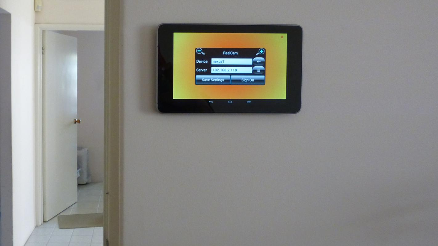 Reelcam Video Security Monitor Apk Download Free Productivity App Poster