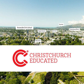 Christchurch Educated VR App icon