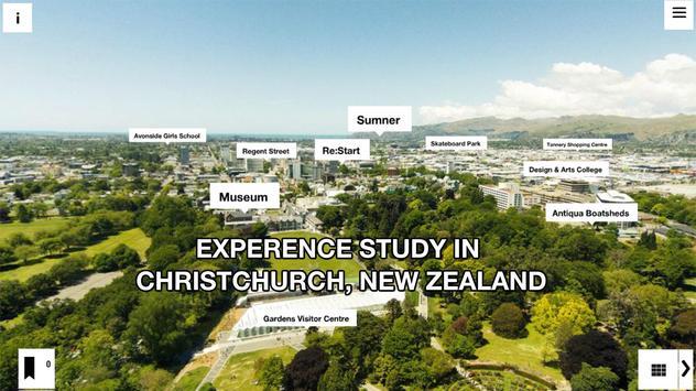 Christchurch Educated VR App apk screenshot
