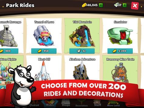 Rollercoaster Mania screenshot 9