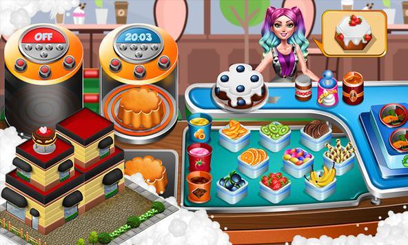 Cooking Time - Food Games apk screenshot