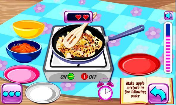 Cooking Apple Pie - Cook games screenshot 8