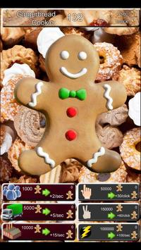 Gingerbread Cookie poster