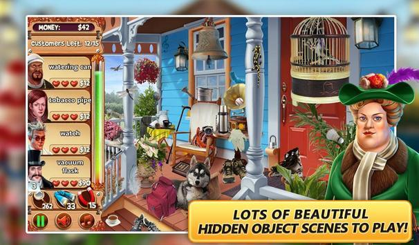 Hidden Object - Garden Wedding poster Hidden Object - Garden Wedding apk  screenshot ...