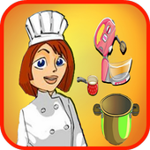 Games in the kitchen icon