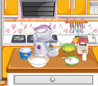 Games in the kitchen poster