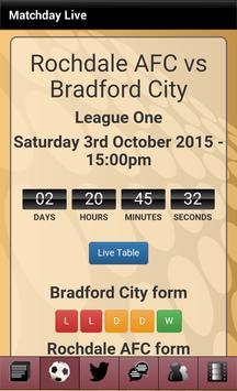 News for Bradford City screenshot 1