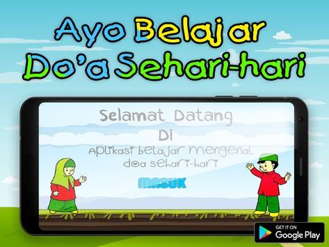 Do'a Sehari-hari poster