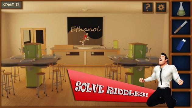 University Escape screenshot 16
