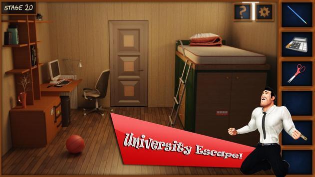 University Escape screenshot 5