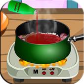 العاب طبخ الحلويات- العاب بنات icon