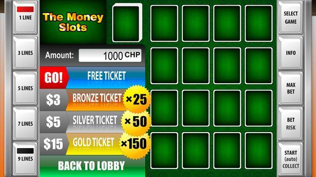 The Money Slots free emulator screenshot 6