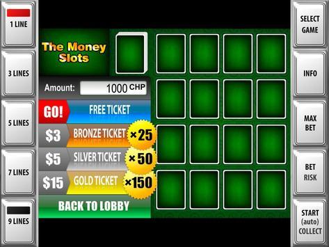 The Money Slots free emulator screenshot 13