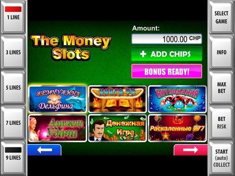 The Money Slots free emulator screenshot 14