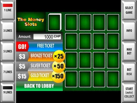 The Money Slots free emulator screenshot 20