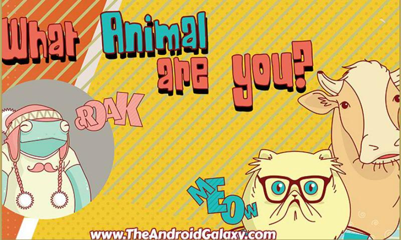 What animal are you - quiz for Android - APK Download