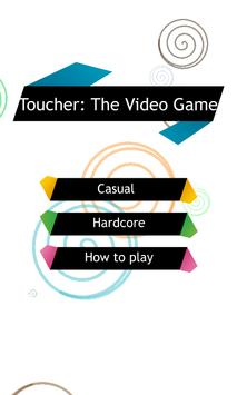 Toucher: The Video Game poster