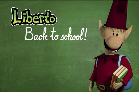 Liberto Back to School poster