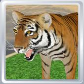 Virtual Pet 3D -  Tiger icon