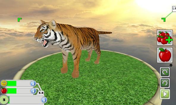 Virtual Pet 3D -  Tiger poster