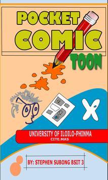 Pocket Comic Toon 1 apk screenshot