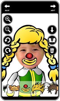 Comic Puppets Lite apk screenshot