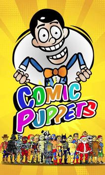 Comic Puppets Lite poster