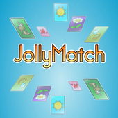 Jolly Match Pair Memory icon