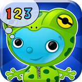 Numbers & Addition! Math games icon
