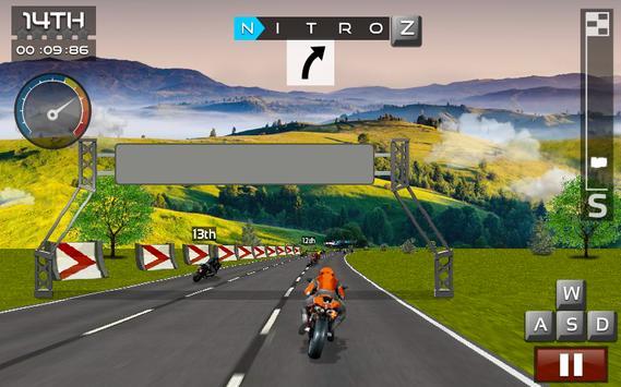 Super Bike Racer screenshot 11
