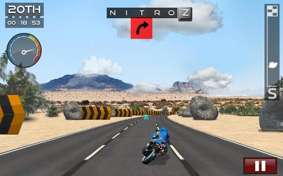 Super Bike Racer screenshot 7