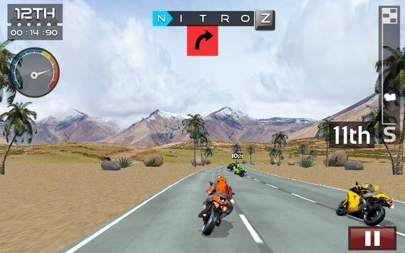 Super Bike Racer screenshot 4