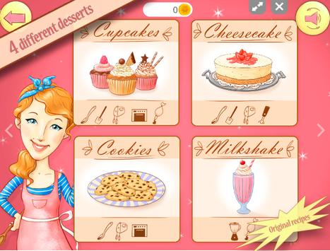 Miss Pastry Chef apk screenshot