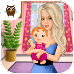 Sweet Baby Girl Newborn Baby APK