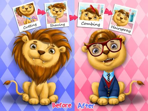 Animal Hair Salon apk screenshot