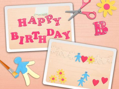 Sweet Baby Girl - Birthday apk screenshot