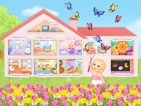 Sweet Baby Girl - Dream House and Play Time apk screenshot