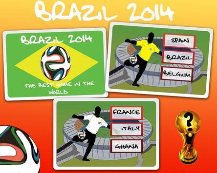BRAZIL 2014 - FIFA WORLD CUP screenshot 3